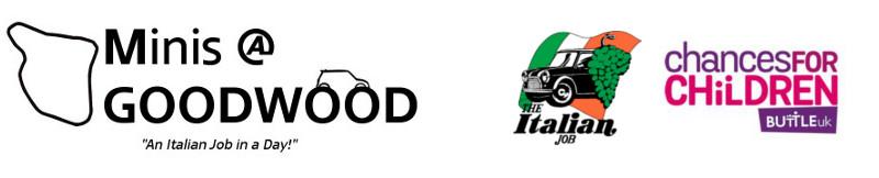 Minis at Goodwood